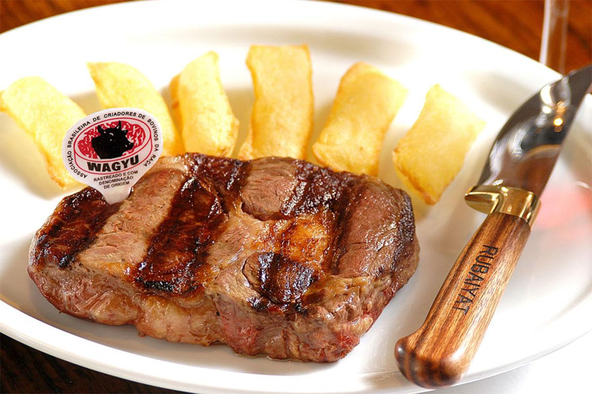 Baby Beef Rubaiyat Restaurante