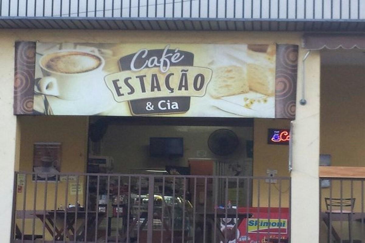 CAFÉ ESTAÇÃO E CIA