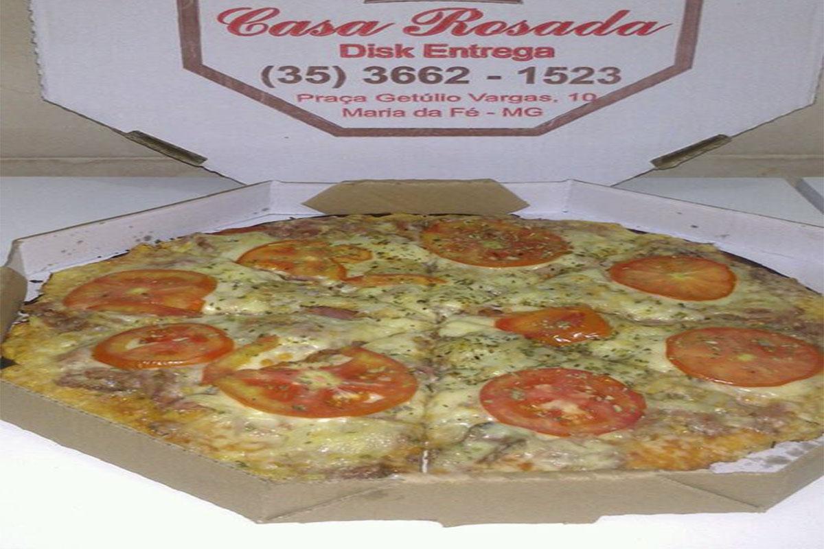 Pizzaria Casa Rosada