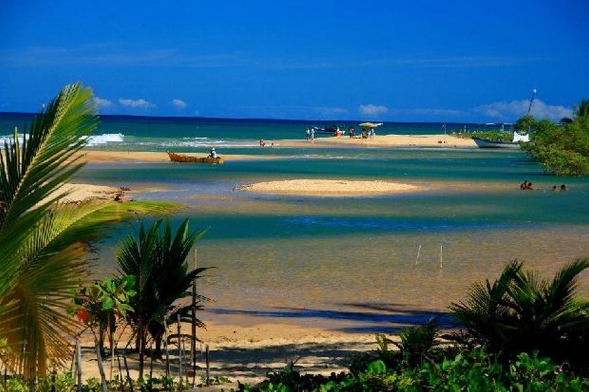 FOTO ACERVO: D Ajuda Eco Resort / Praia Ponta do Apaga Fogo  / Arraial D Ajuda / Bahia  /  Brasil