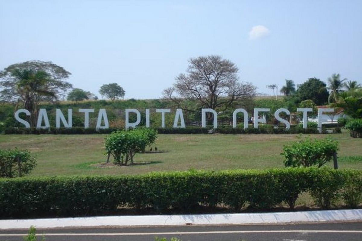 Santa Rita d´Oeste