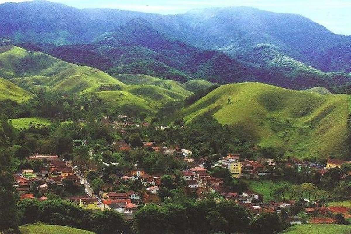 e65c26af2f751 Venha conhecer as belas cachoeiras e a linda vista panorâmica da Pérola  Verde do Vale do Paraíba. São Francisco Xavier ...
