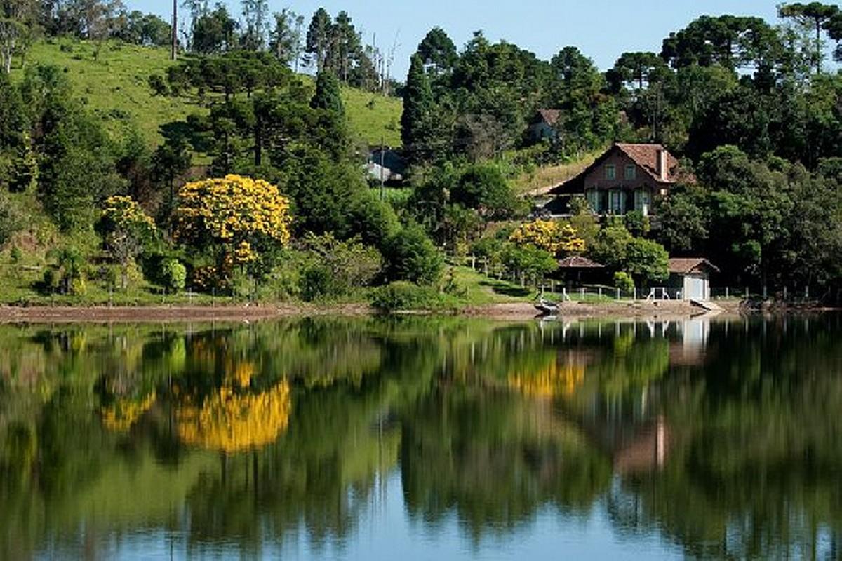 Rio dos Cedros Santa Catarina fonte: www.guiadoturismobrasil.com