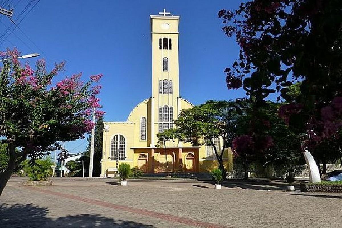 Iraí Rio Grande do Sul fonte: www.guiadoturismobrasil.com