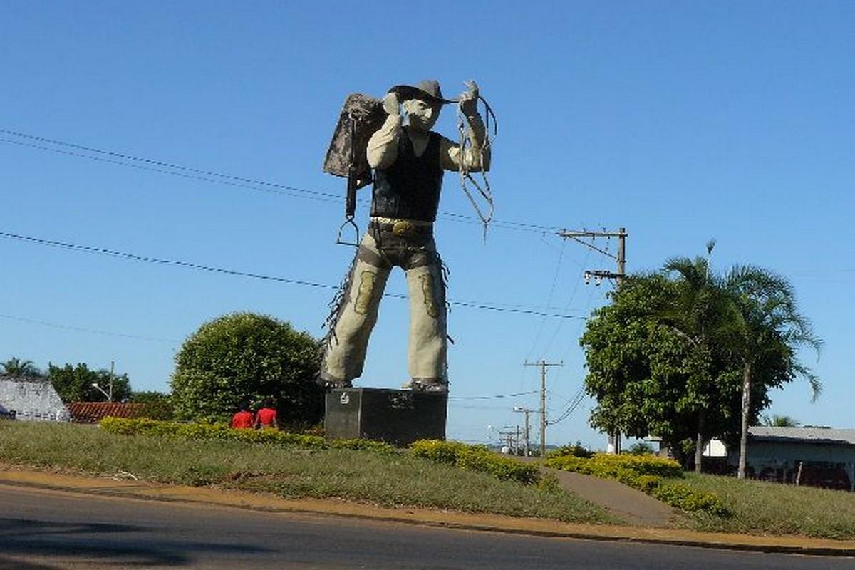 Cassilândia Mato Grosso do Sul fonte: www.guiadoturismobrasil.com