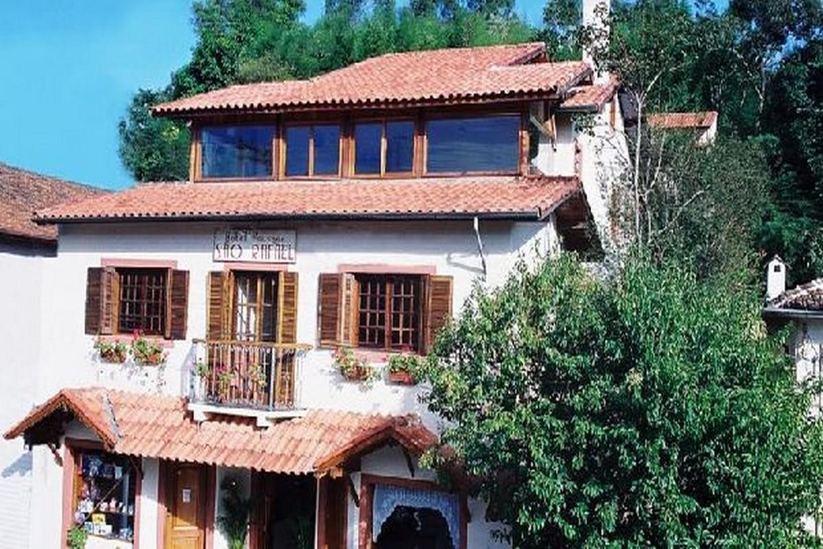 HOTEL POUSADA SÃO RAFAEL