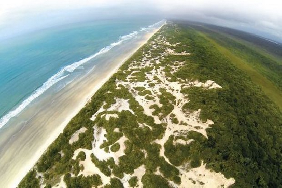 FOTO: Acervo Prefeitura Municipal de Ilha Comprida