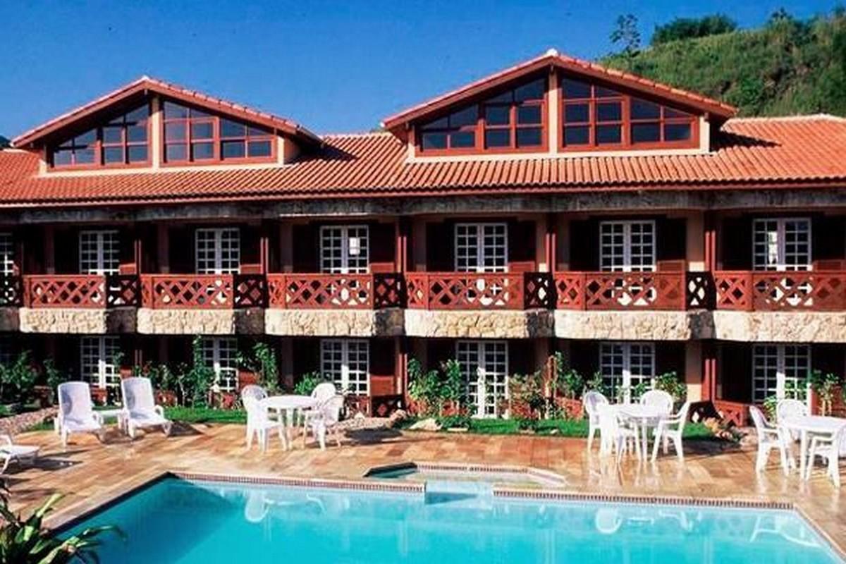 Hotel Villa de Di Capri