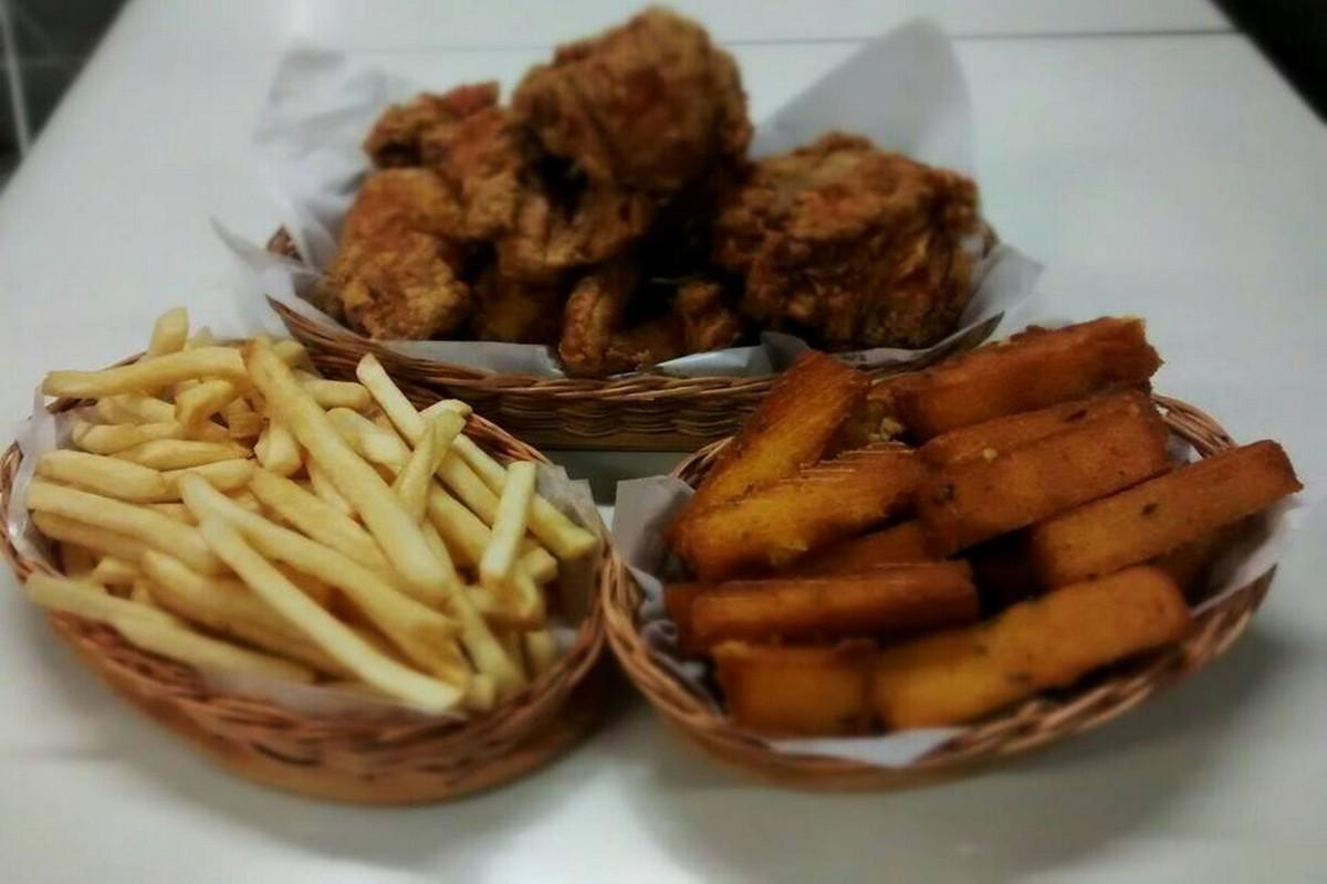 Restaurante O Rei do Frango Frito