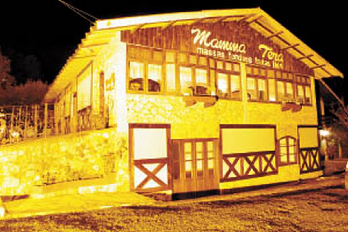 Restaurante Mamma Tera