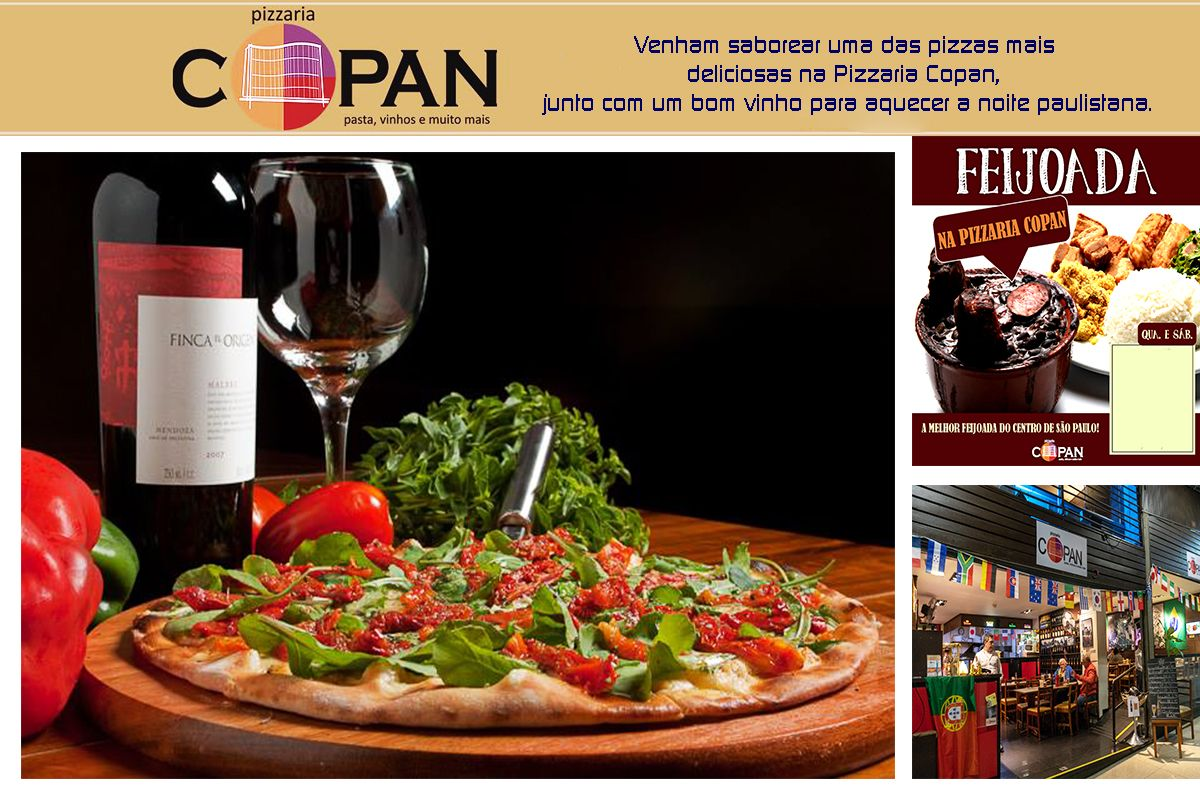 PIZZARIA RESTAURANTE COPAN