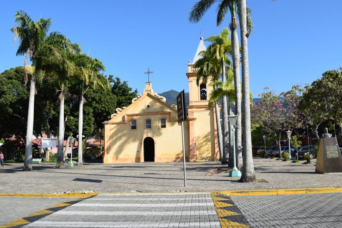 UM DOS DESTINOS MAIS PROCURADOS NAS BELAS PRAIAS DO LITORAL NORTE PAULISTA NA COSTA SUL DE SÃO SEBASTIÃO