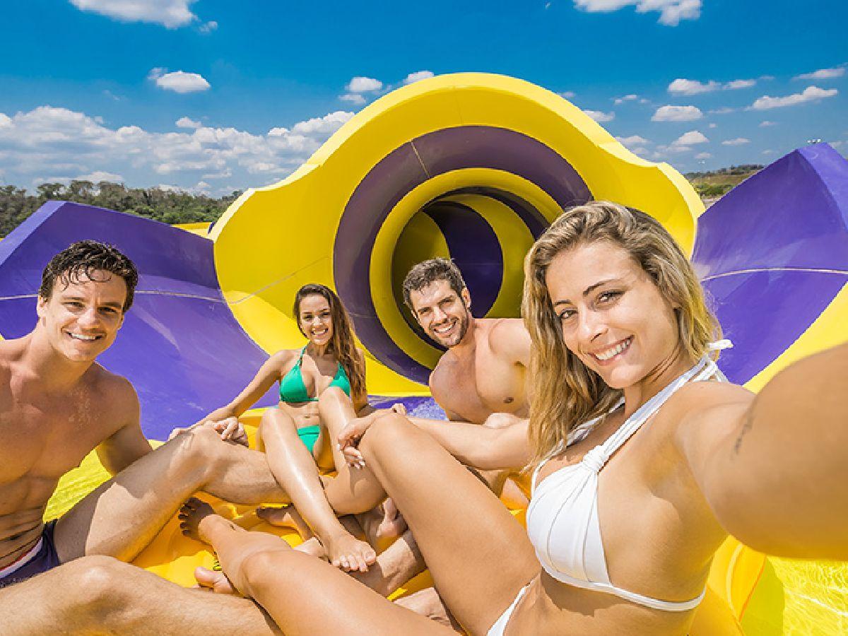 ANIVERSÁRIO DE SÃO PAULO TEM ATRAÇÃO ESPECIAL NO WET'N WILD