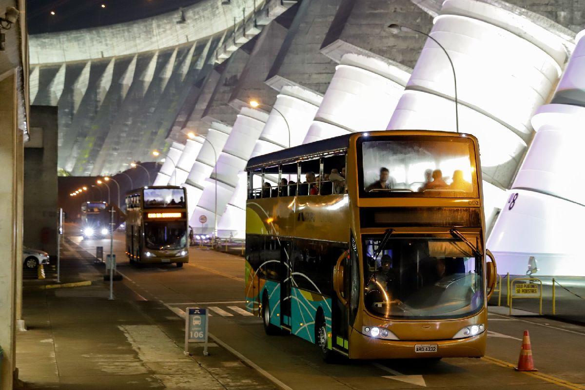 TURISMO DE ITAIPU SUPERA PREVISÃO E RECEBE  MAIS DE 15 MIL VISITANTES NO CARNAVAL