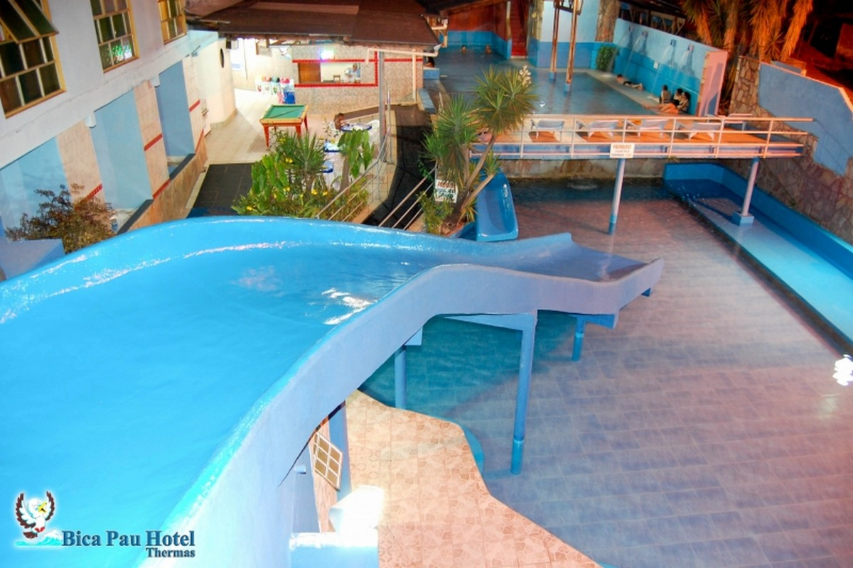 BICA PAU HOTEL THERMAS
