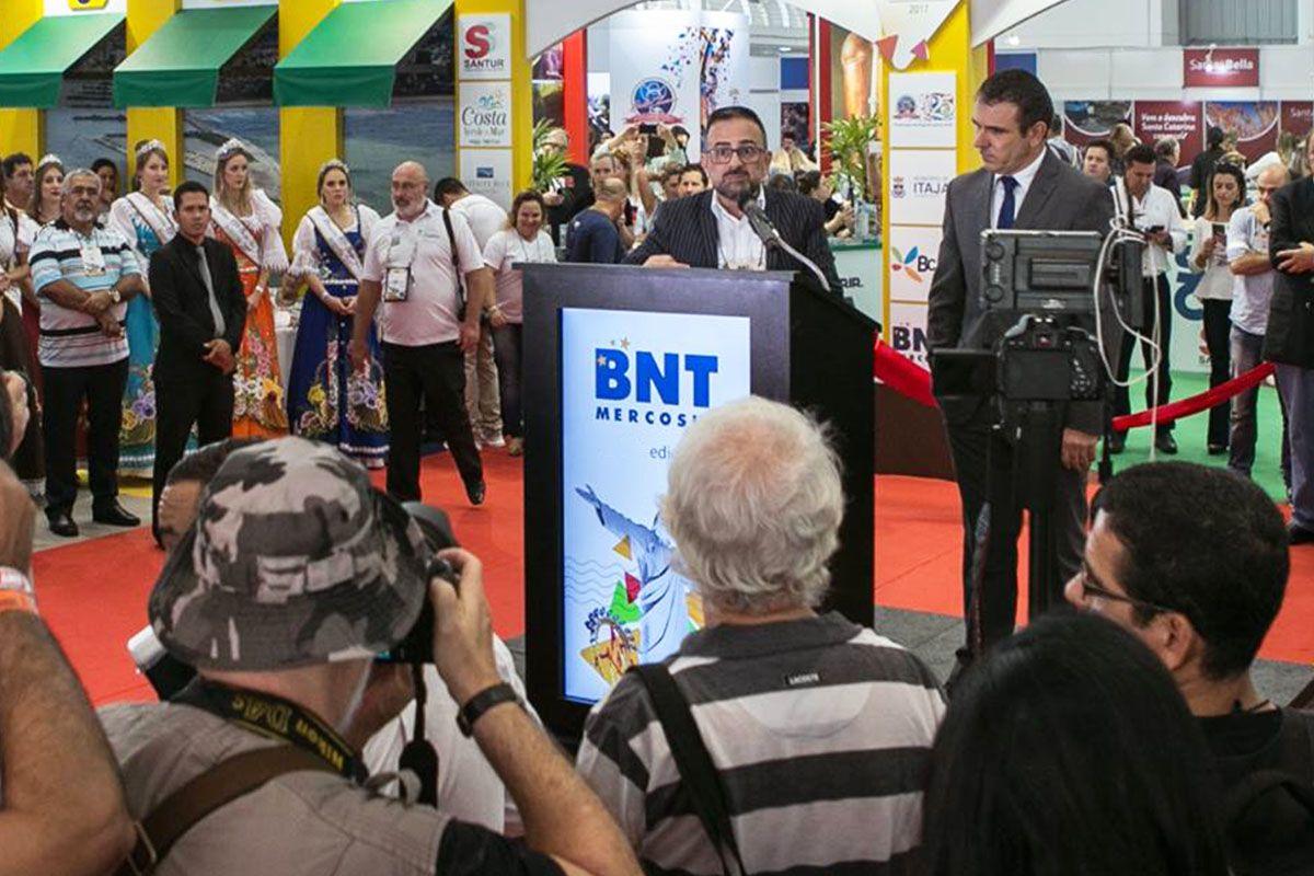 CONFIRA A PROGRAMAÇÃO DA 25ª EDIÇÃO DA BNT MERCOSUL