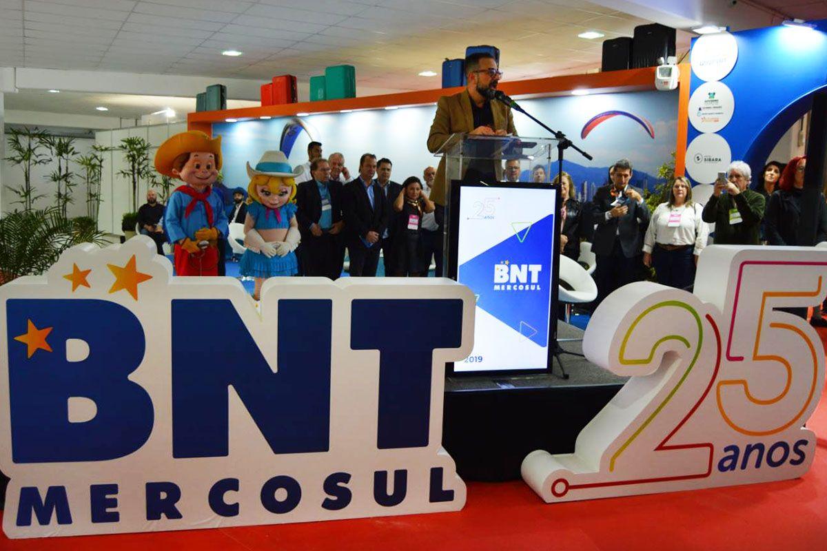 BNT MERCOSUL 2019 CELEBRA ANIVERSÁRIO DE 25 ANOS COM GRANDE PRESENÇA DE PÚBLICO