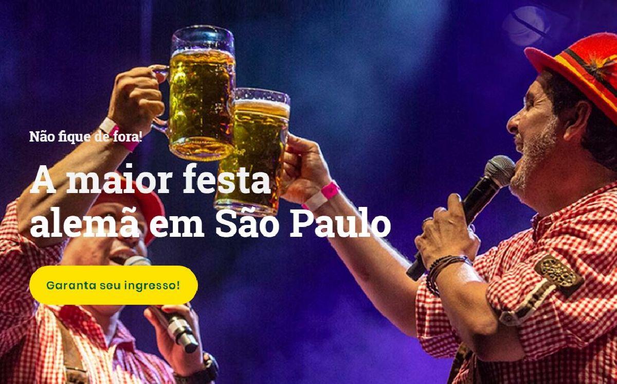 3ª SÃO PAULO OKTOBERFEST E AVIESP ANUNCIAM PARCERIA PARA INCENTIVAR TURISMO NO ESTADO DE SÃO PAULO