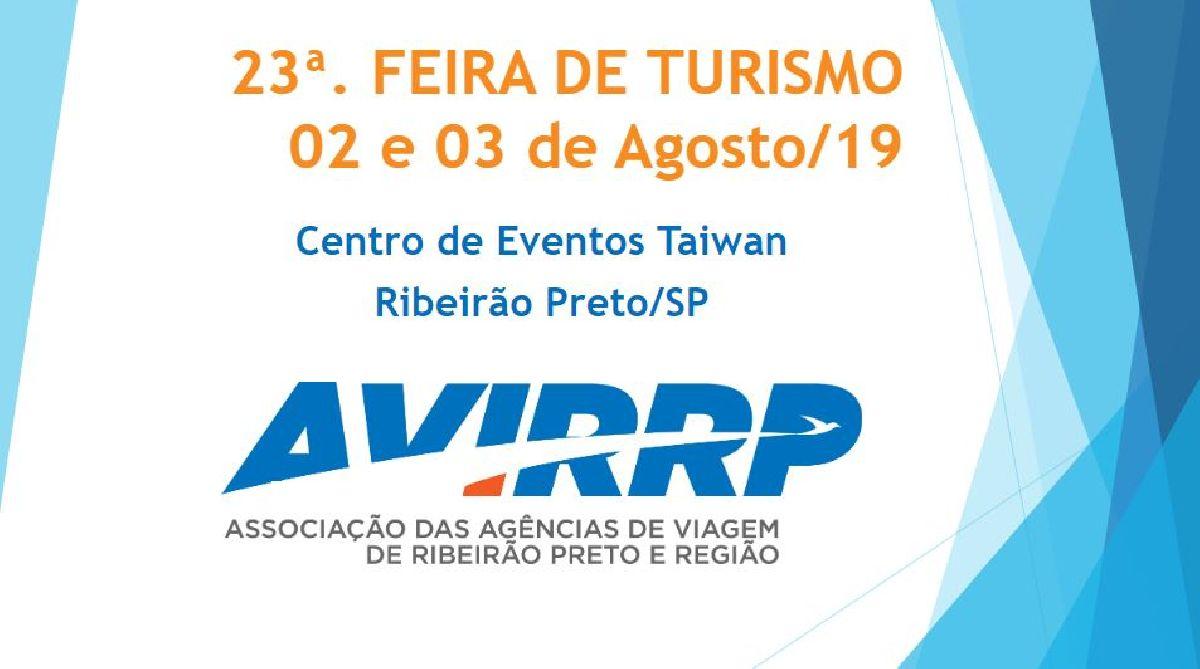 23ª. FEIRA DE TURISMO AVIRRP 2019 – DEPOIMENTO DIRETOR DE VENDA CVC