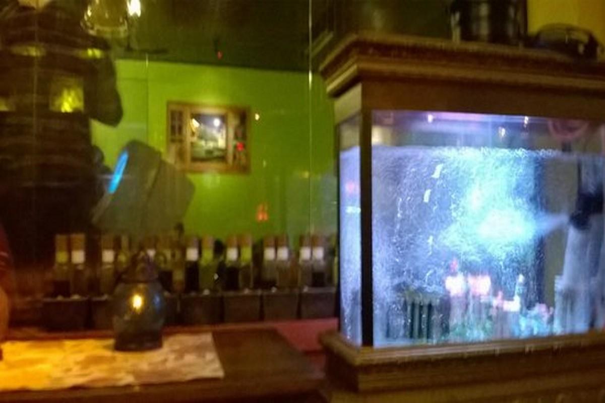 Kegelbahn Boliche Bar