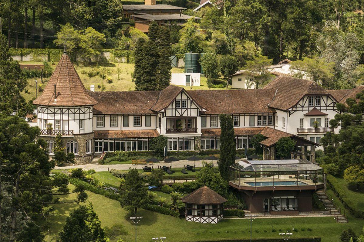 HOTEL VILA INGLESA, EM CAMPOS DO JORDÃO, OFERECE 15% DE DESCONTO DURANTE NOVEMBRO
