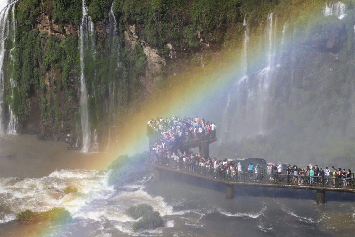 #CATARATASDAY2019 PRETENDE LEVAR 10 MIL PESSOAS PARA FAZER SELFIE NO PARQUE NACIONAL DO IGUAÇU