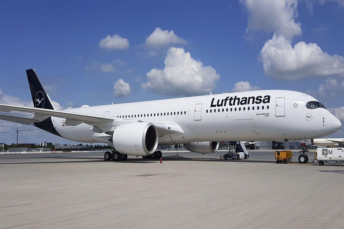LUFTHANSA RETOMA ROTA SÃO PAULO-MUNIQUE COM O A350-900
