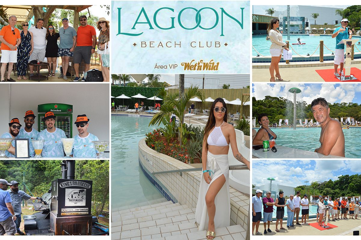 WET N WILD APRESENTA LAGOON BEACH CLUB