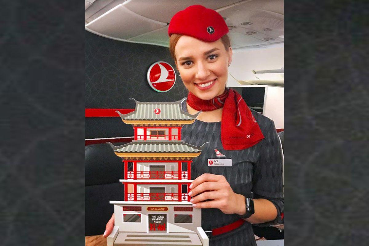 TURKISH AIRLINES ADICIONA XIAN À SUA REDE DE VOOS