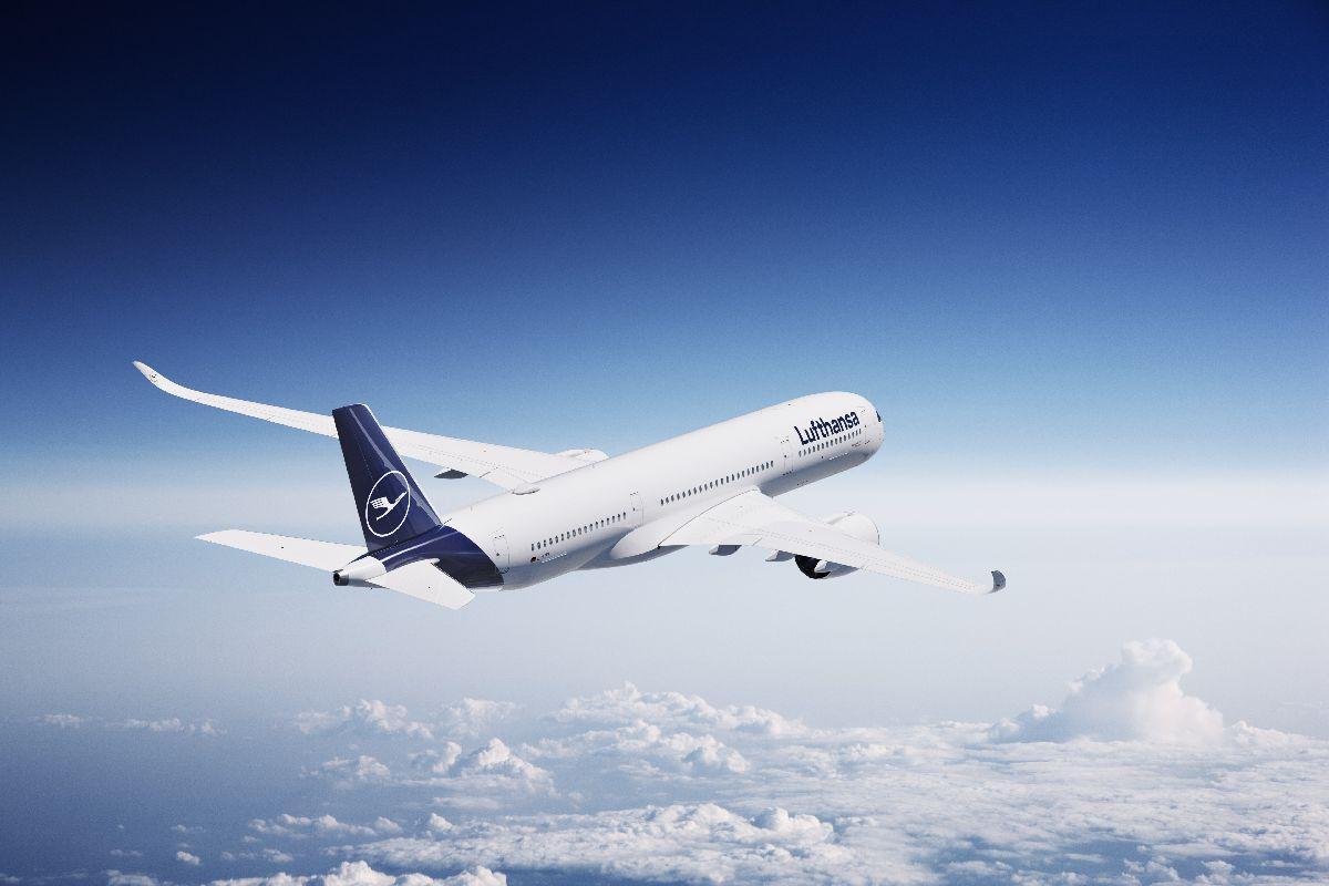 LUFTHANSA GROUP AIRLINES RECEBE MAIS DE 145 MILHÕES DE PASSAGEIROS A BORDO EM 2019