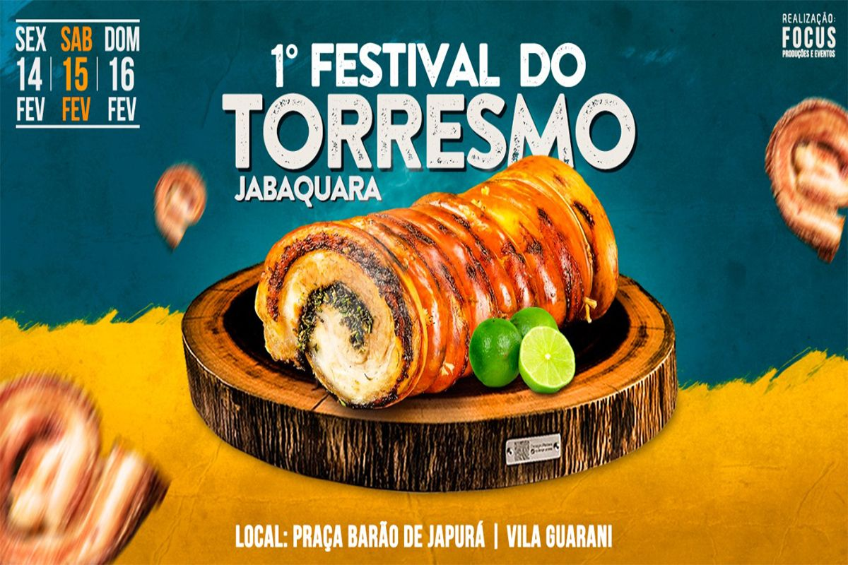 JABAQUARA RECEBE O 1º FESTIVAL DE TORRESMO, CHOPP ARTESANAL E CHURROS