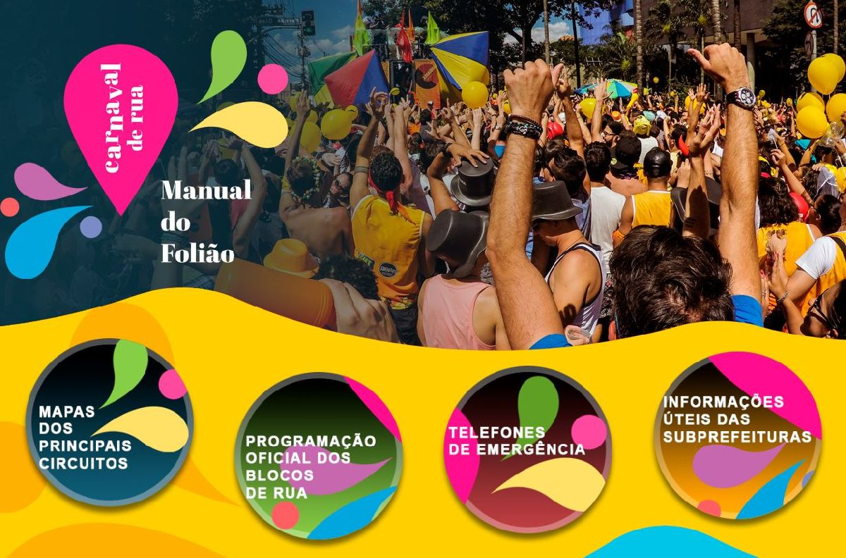 CARNAVAL DE RUA DE SÃO PAULO 2020 É O MAIOR DA HISTÓRIA DA CIDADE