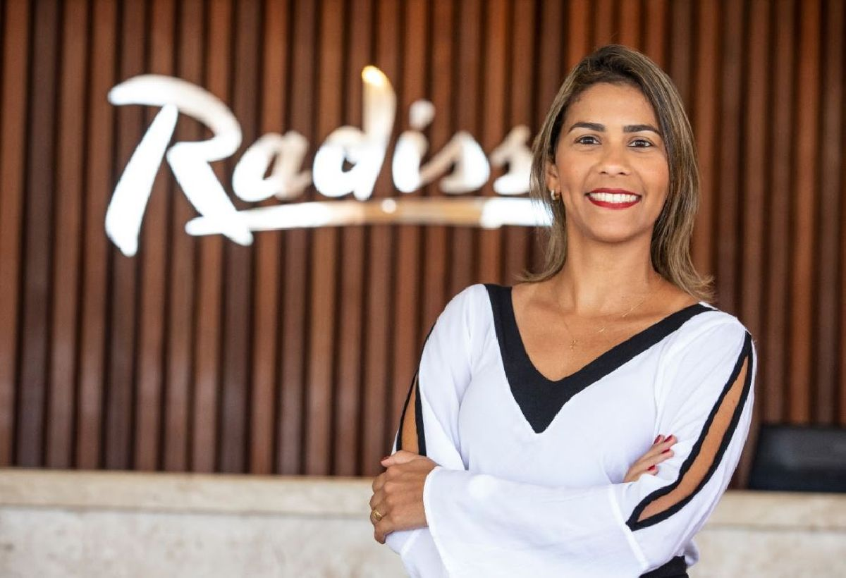 TEREZA SOBRAL, DO RADISSON ARACAJU, ASSUME GERÊNCIA COMERCIAL DE MAIS TRÊS HOTÉIS EM SE
