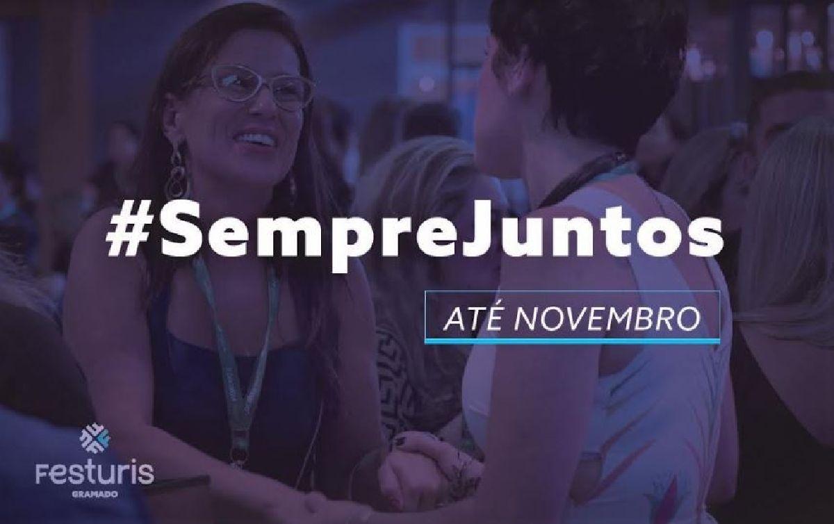 FESTURIS CONFIRMA MANUTENÇÃO DO EVENTO EM NOVEMBRO