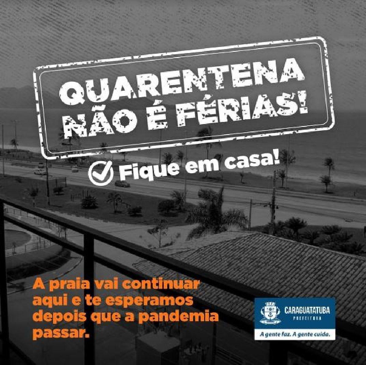CIRCUITO LITORAL NORTE DE SÃO PAULO REFORÇA POSICIONAMENTO DAS CIDADES SOBRE O COVID-19