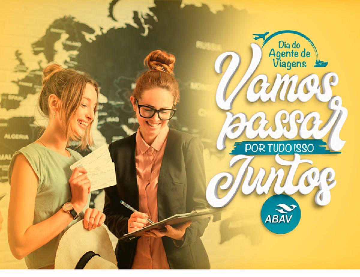 FELIZ DIA DO AGENTE DE VIAGENS / ABAV