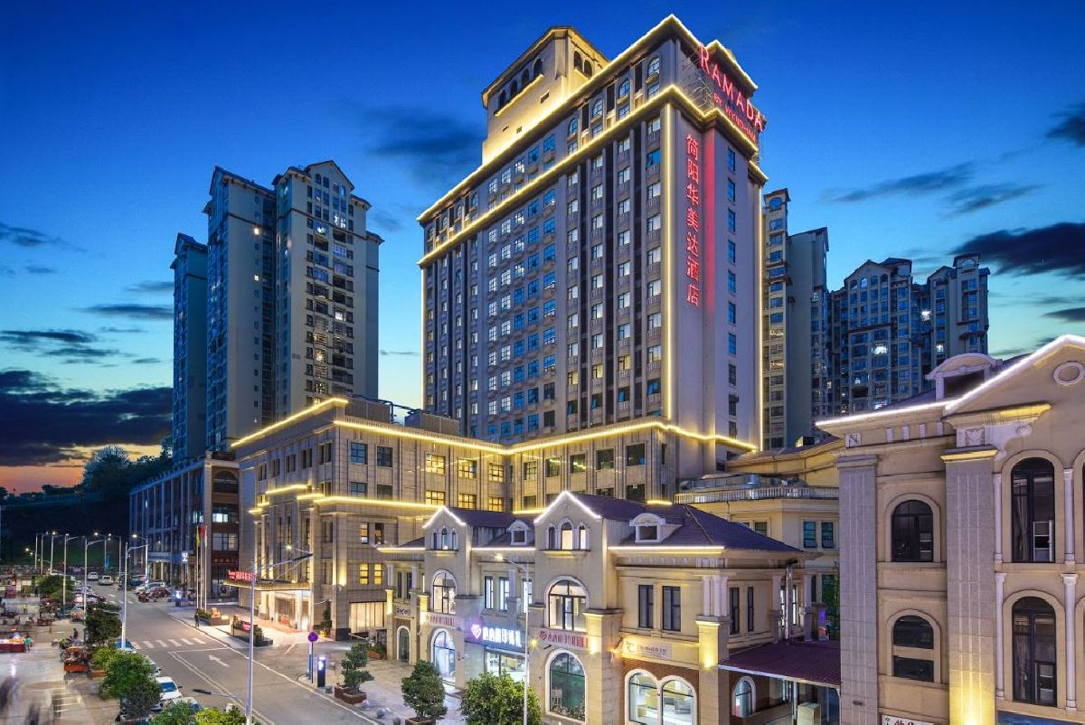 WYNDHAM HOTELS & RESORTS ABRE CINCO NOVOS HOTÉIS RAMADA NA CHINA