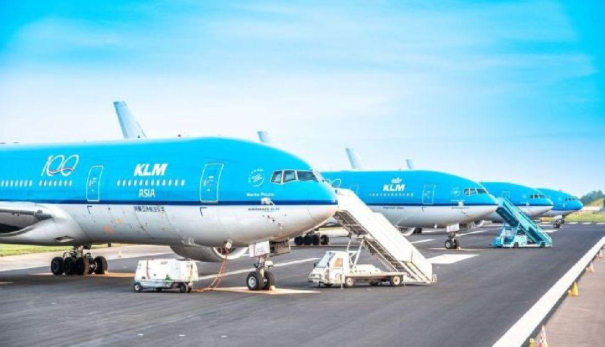 GRUPO AIR FRANCE-KLM E KLM GARANTEM FINANCIAMENTO DE €3,4 BILHÕES PARA ENFRENTAR A CRISE DO COVID-19