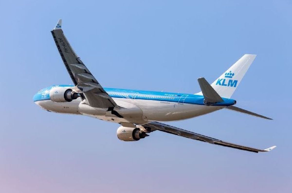 KLM RETOMA VOOS DIÁRIOS ENTRE SÃO PAULO E AMSTERDÃ
