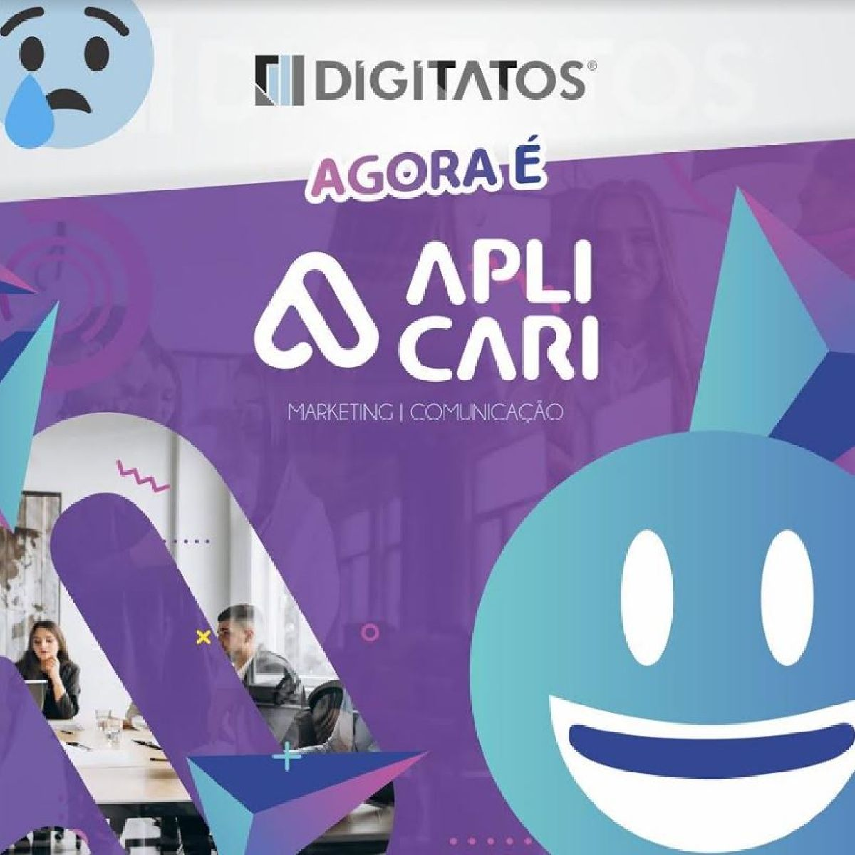 DIGITATOS MARKETING DIGITAL, AGORA É APLICARI