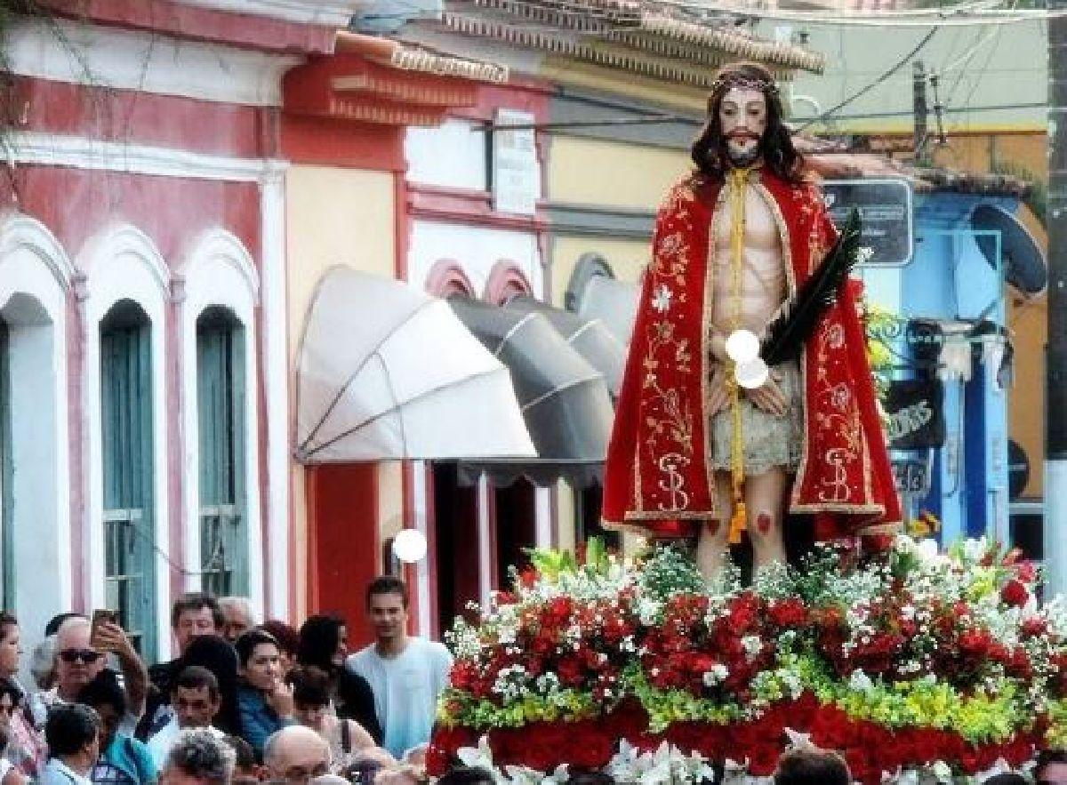 SEGUNDA MAIOR FESTA RELIGIOSA DO ESTADO DE SÃO PAULO É CANCELADA