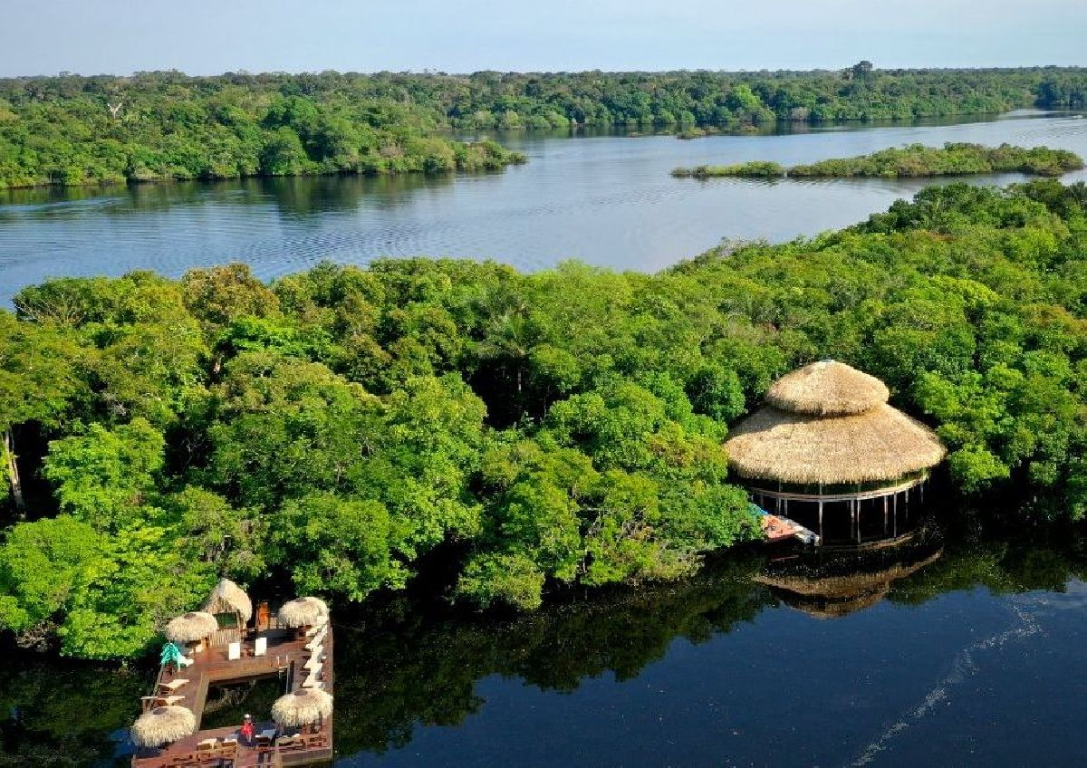 HOTEL JUMA AMAZON LODGE, NA SELVA AMAZÔNICA, REABRE NESTA QUARTA-FEIRA, 5 DE AGOSTO