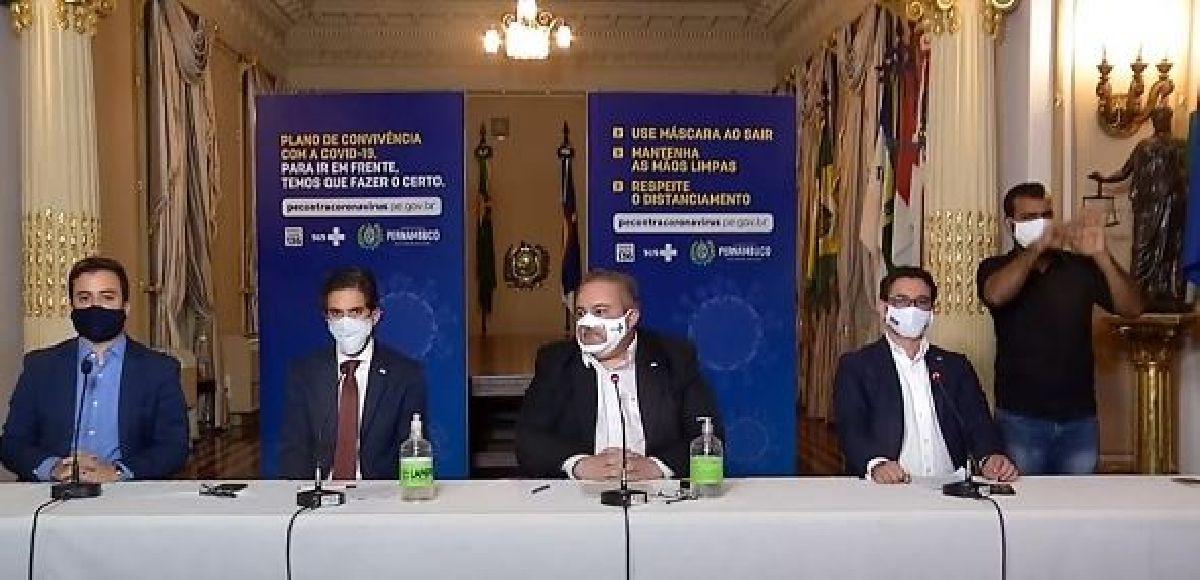 GOVERNO DE PERNAMBUCO ANUNCIA RETOMADA DO TURISMO EM NORONHA