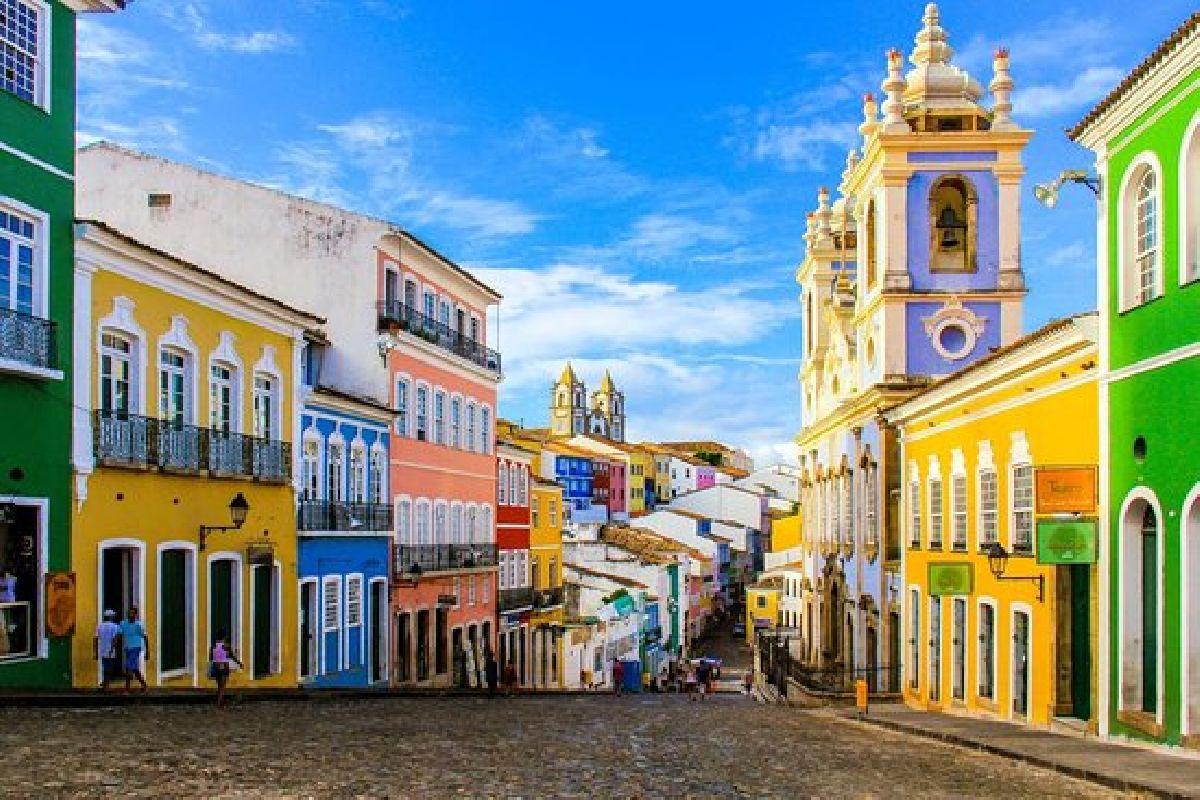RETOMADA O TURISMO: SALVADOR É A CIDADE MAIS PROCURADA NESTE FINAL DO ANO