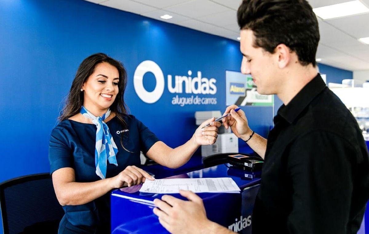 UNIDAS ANUNCIA UNIÃO COM LOCALIZA PARA SE TORNAR REFERÊNCIA EM MOBILIDADE