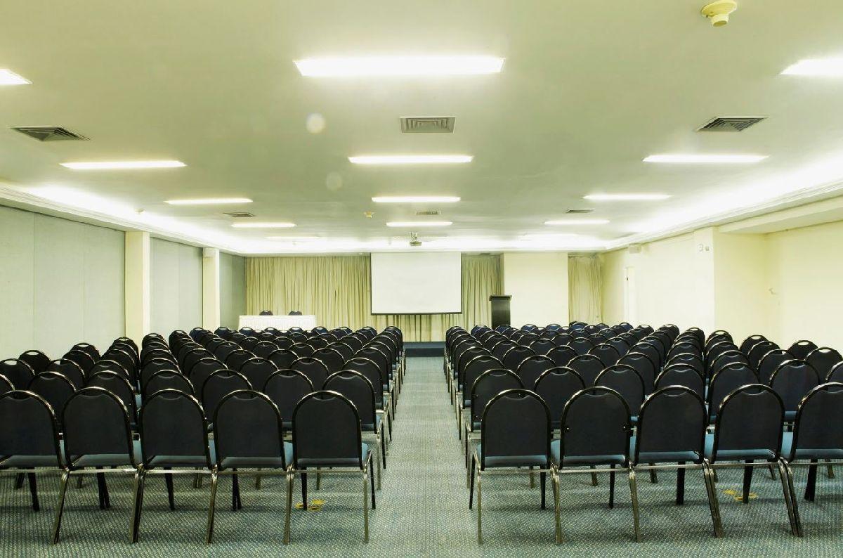 CENTURY PAULISTA ANUNCIA REABERTURA DE SEU CENTRO DE CONVENÇÕES