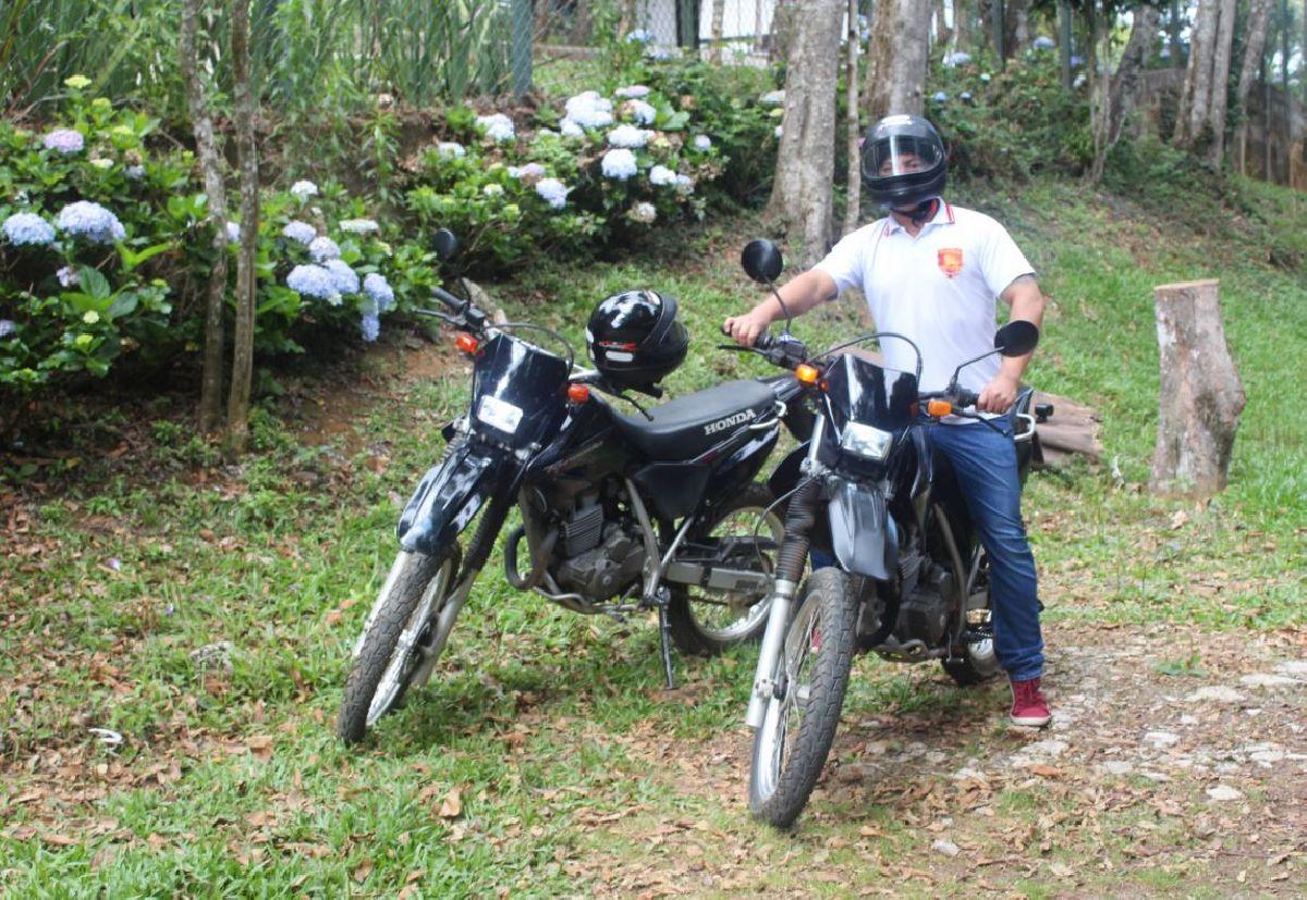 POUSADA PEDRAS E SONHOS OFERECE LOCAÇÃO DE MOTOS PARA EXPLORAR AS BELEZAS ESCONDIDAS DE MONTE VERDE