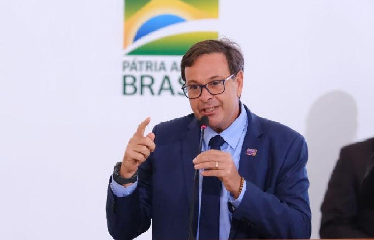 GILSON MACHADO NETO É NOMEADO MINISTRO DO TURISMO