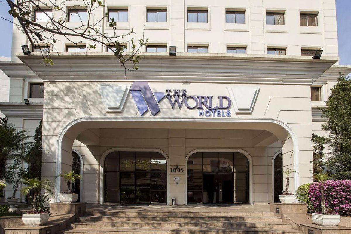 BIODESCONTAMINAÇÃO É UM DOS DIFERENCIAIS DO THE WORLD HOTELS NESTA PANDEMIA