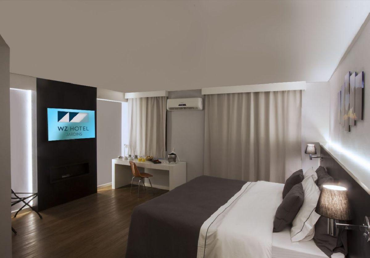 WZ HOTEL JARDINS LANÇA NOVOS PACOTES E PROMOÇÕES